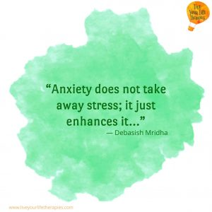 anxiety affect